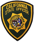 Offices Patch - State of California